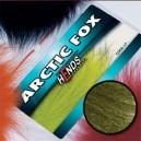 ARTIC FOX - PL10 - tmavě olivová