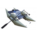 JMC ponton boat
