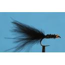 Černá lura - micro chenille