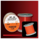 Efect thread - VP26, 0,08 - fluo sv. oranžová