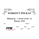 Dárkový poukaz - 1 denní lov na Dunajci