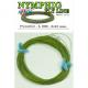 Nymphing line - barva olivová 0,58 mm